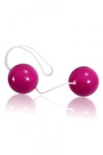 Orgasmballs : Un petit prix pour découvrir le plaisir procuré par les boules de Geisha sans vous ruiner.