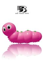 Minie Wormie : Mini Wormie, la petite chenille vibrante aux qualités magiques!