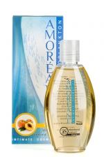 Lubrifiant  Amoréane parfumé : Lubrifiant intime à base d'eau et d'extrait marin de phytoplancton avec 2 saveurs au choix: caramel ou pêche.