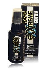 Spray Hot Extreme Anal : Un spray lubrifiant spécial sodomie de haute qualité pour des rapports anaux voluptueux.