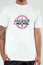 T-shirt J&M n°1 (taille 2XL et 3XL) : Le Tee-shirt exclusif à l'effigie de  Jacquie & Michel, votre site amateur préféré.
