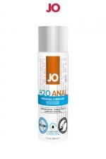 Lubrifiant anal effet frais 60 ml : Lubrifiant spécial anal à base d'eau, pour la pratique de la sodomie avec un partenaire ou pour jouer avec un sextoy.