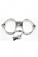 Menottes Turbo High Security