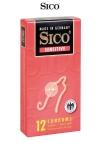 12 Préservatifs Sico SENSITIVE