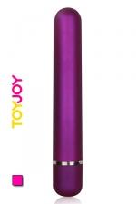 Vibromasseur Gyrating vibrator - Vibro nouvelle g�n�ration  ToyJoy, �quip� du moteur � effets gyroscopiques, pour des sensations tr�s intenses.